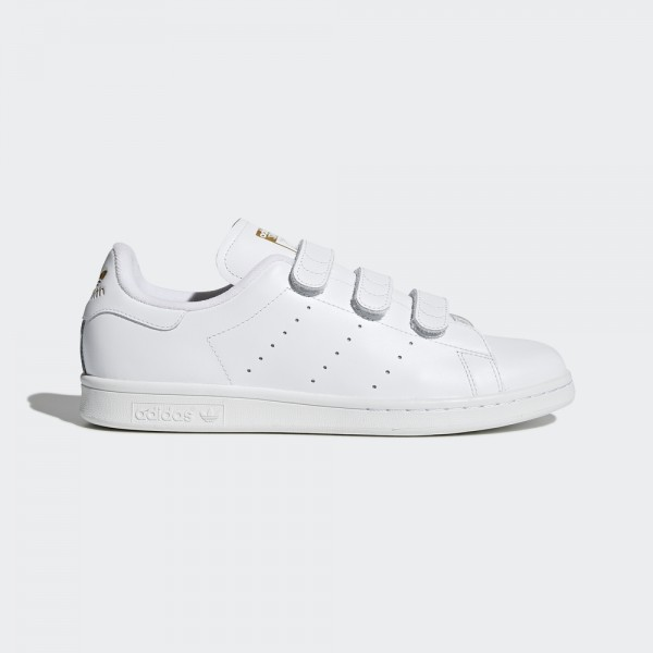 stan smith cf-STAN SMITH CF - FTWRBLANC/BLANC-adidas-Nine
