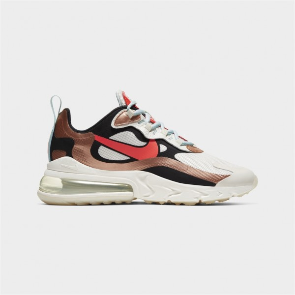 w air max 270 react-W AIR MAX 270 REACT - SAIL/BLACK-nike-Nine