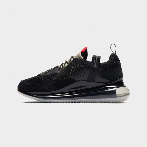 air max 720 / obj-AIR MAX 720 / OBJ - BLACK/SUMMIT-nike-Nine