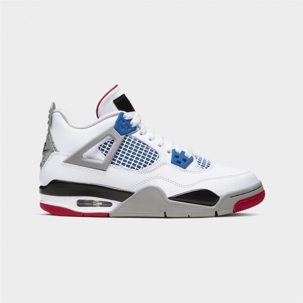 air jordan 4 retro gs-AIR JORDAN 4 RETRO GS - WHAT THE-jordan-Nine