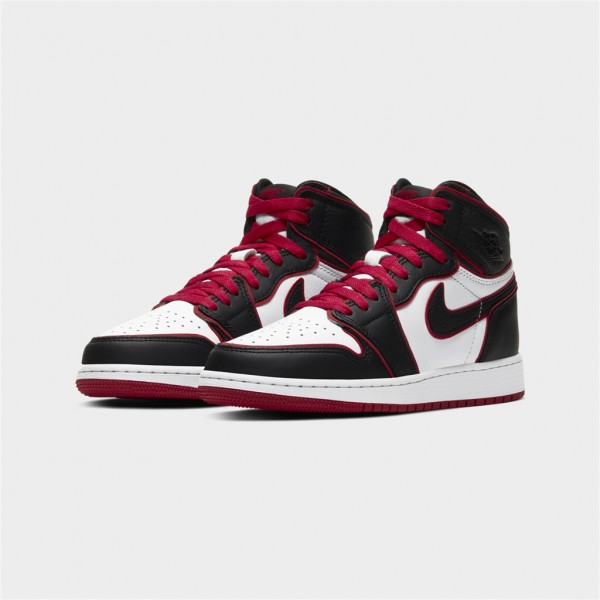 air jordan 1 retro high og gs-AIR JORDAN 1 RETRO HIGH OG GS - -jordan-Nine