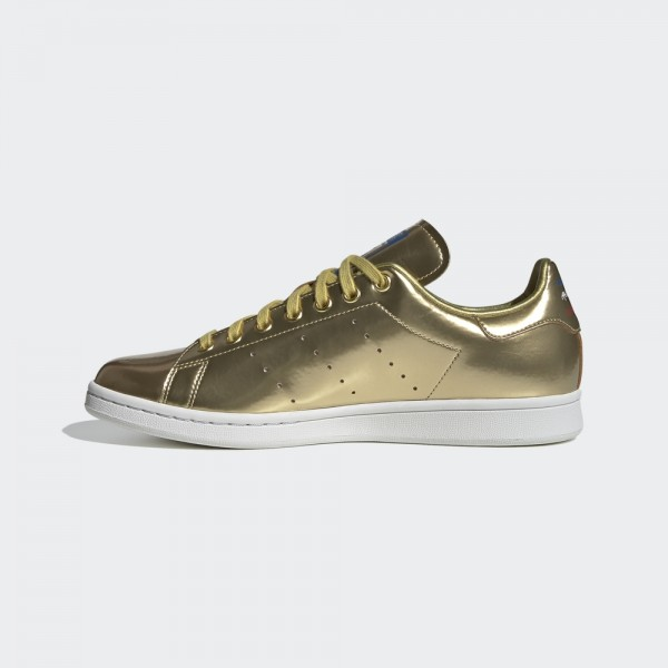 stan smith-STAN SMITH - GOLD-adidas-Nine