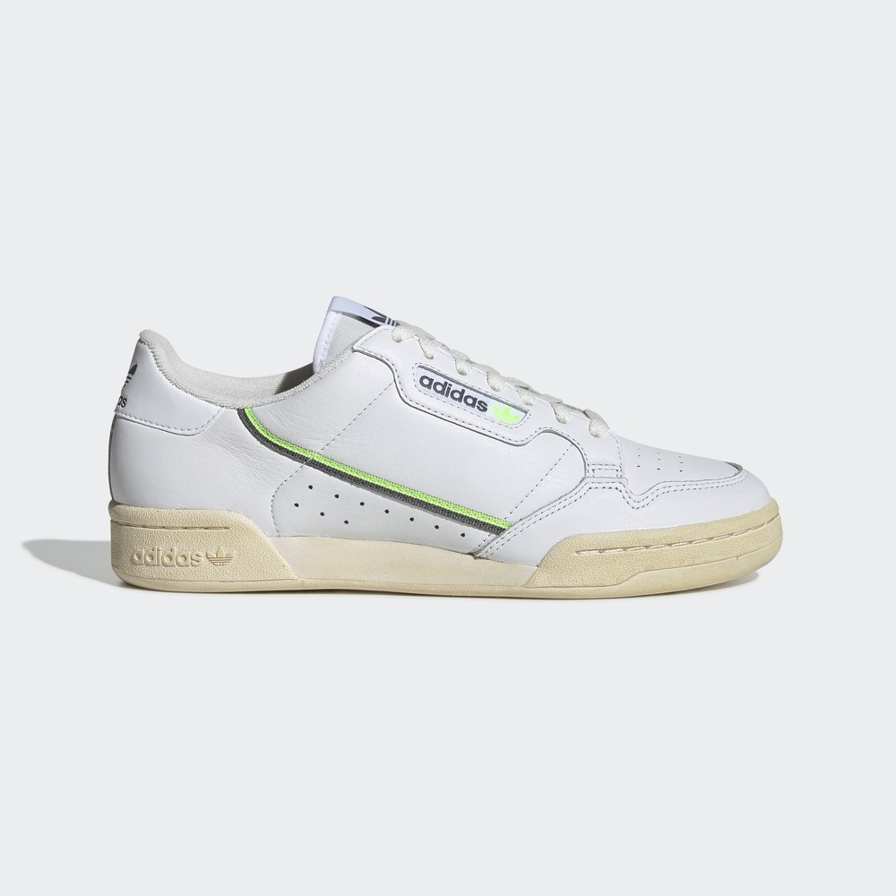 continental 80-CONTINENTAL 80 - CLOUD WHITE / G-adidas-Nine