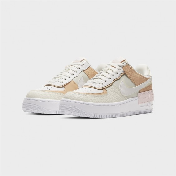 w air force 1 shadow se-W AIR FORCE 1 SHADOW SE - CUIR --nike-Nine