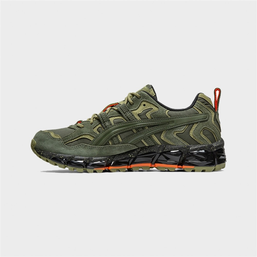 gel-nandi 360-GEL-NANDI 360 - OLIVE CANVAS-asics-Nine