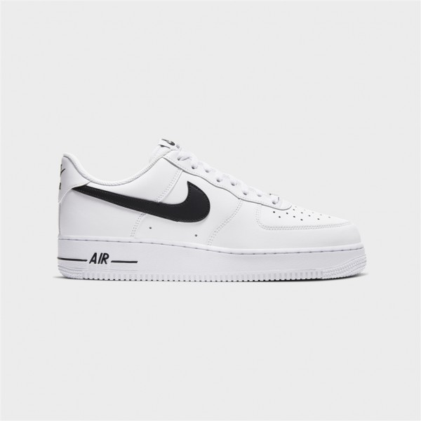 air force 1 '07 an20-AIR FORCE 1 '07 AN20 - WHITE/BLA-nike-Nine