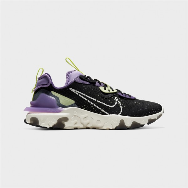react vision-REACT VISION - BLACK/SAIL-nike-Nine