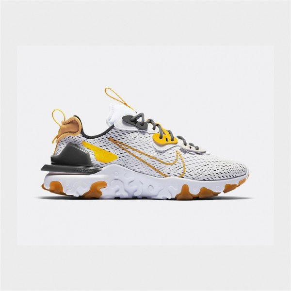 react vision-REACT VISION - WHITE/HONEYCOMB-nike-Nine