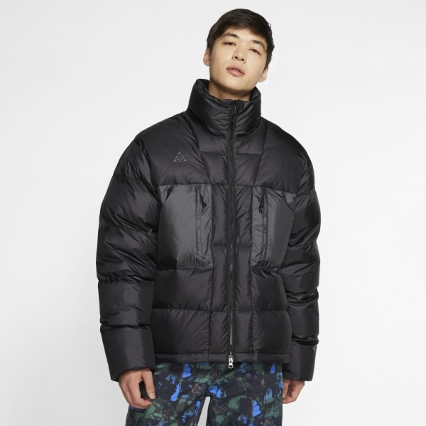 acg down fill jacket-ACG DOWN FILL JACKET - BLACK/ANT-nike-Nine