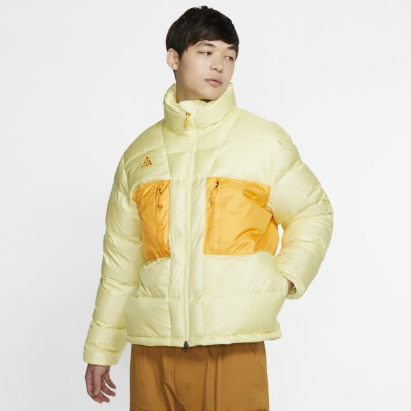 acg dwn fill jkt-ACG DOWN FILL JACKET - LUMINOUS -nike-Nine