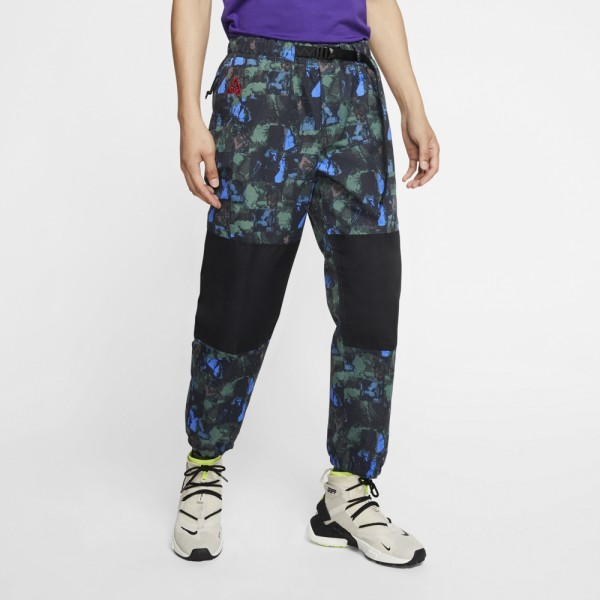 acg trail pant aop-ACG TRAIL PANT AOP - BLACK-nike-Nine