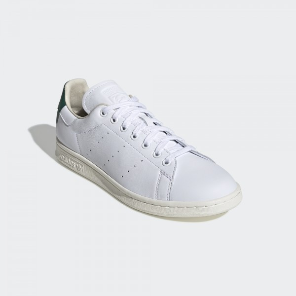 stan smith-STAN SMITH - BLANC/VERT-adidas-Nine