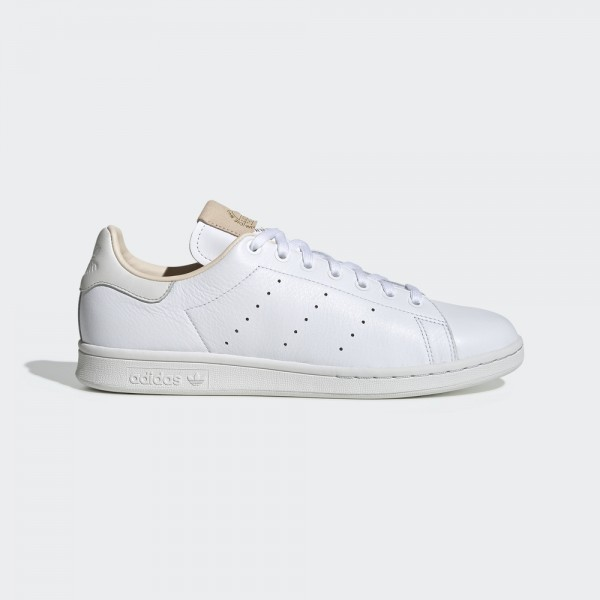 stan smith-STAN SMITH - CUIR- - FTWBL/BLACR-adidas-Nine
